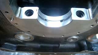 Montagem Motor Perkins P4000 - Parte 01