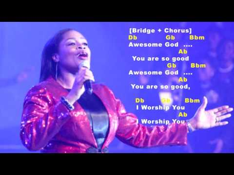 You are so Good Chords   Sinach