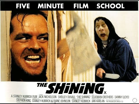 Five Minute Film School The Shining