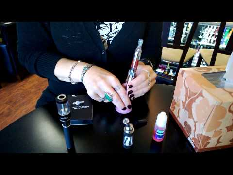 How to Change the Wick on Your E-Cig Tank