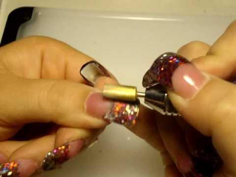 acrylic nails: vegas nails