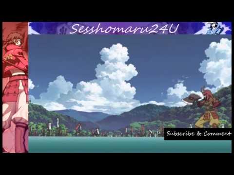 Uesugi Kenshin vs Takeda Shingen [HD]