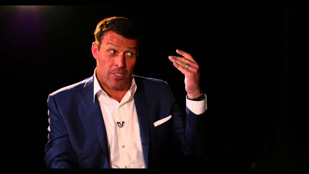 Tony Robbins-BEST ADVICE FOR ENTREPRENEURS