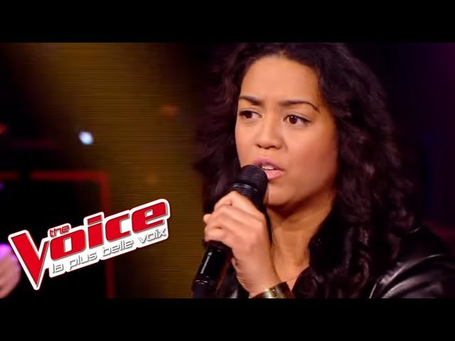 Whitney Houston – Queen of the Night | Alexia Rabé | The Voice France 2014 | Épreuve Ultime