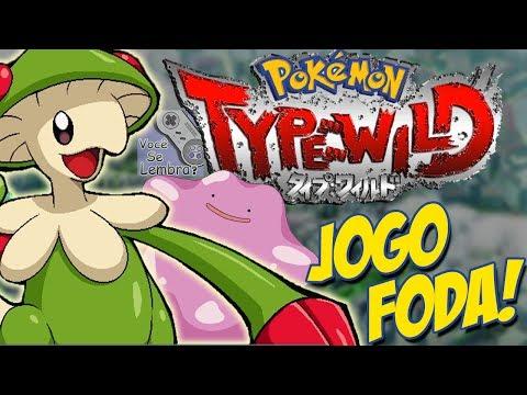 Pokémon: Type Wild - Diferente E... FODA!!