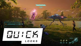 Quick Look: Destroy All Humans! (Video Game Video Review)