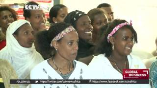 CCTV : 189 Returnee Mmigrants Receive Self-employment Assistance in Ethiopia