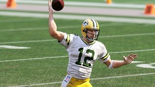 Can I Recreate Aaron Rodgers Famous Walk Off Hail Mary - Madden 17 Challenge