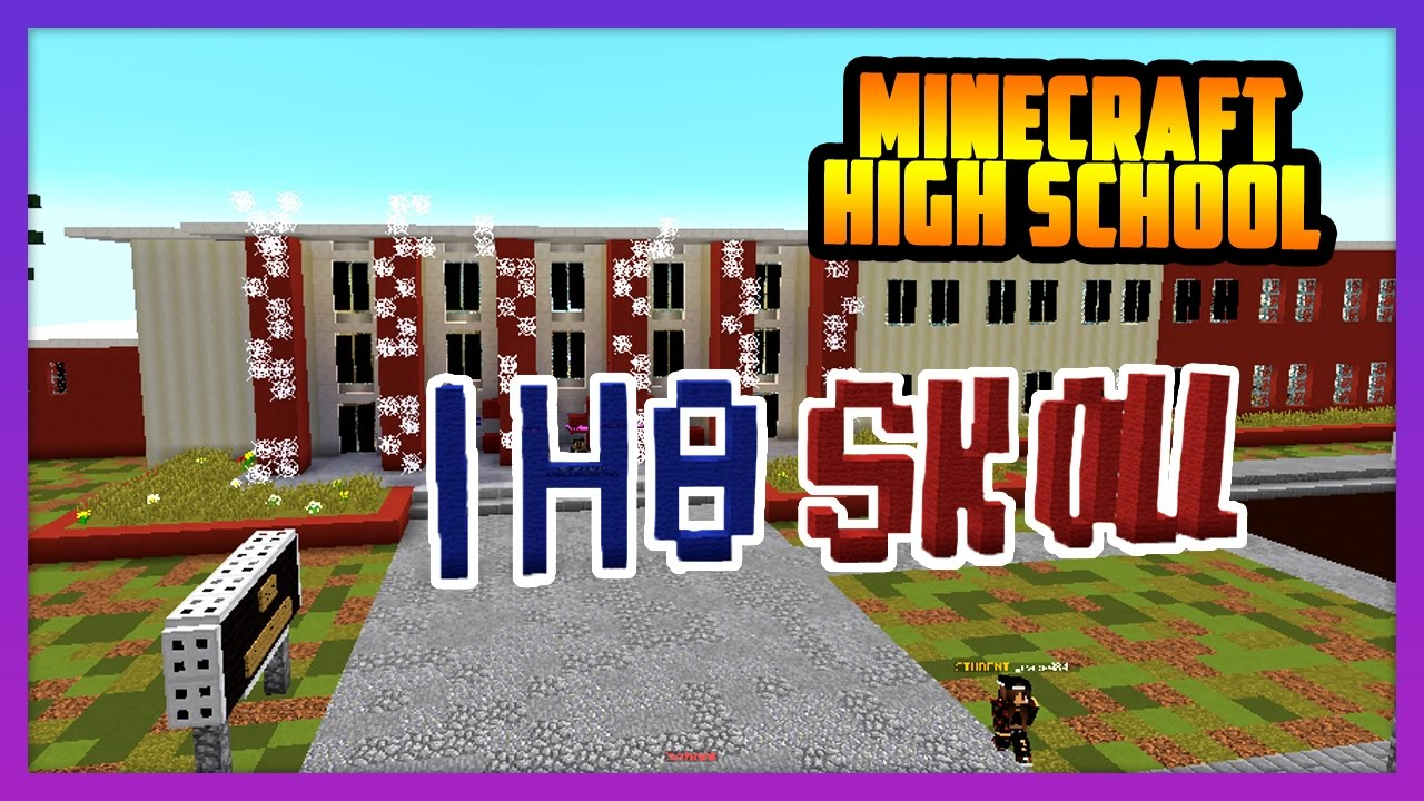 High school roleplay server - PC Servers - Minecraft Forum
