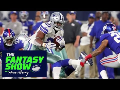 There's a clear top five in NFL fantasy this year | The Fantasy Show with Matthew Berry | ESPN