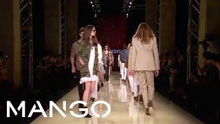 Mango Spring Summer 2015 Fashion Show