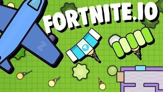 all are RUNNING AWAY FROM ME!?!?! -FORTNITE. IO