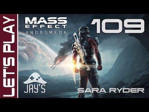 [FR] Mass Effect Andromeda : Soirée Film - Let's Play Sara Ryder - Episode 109