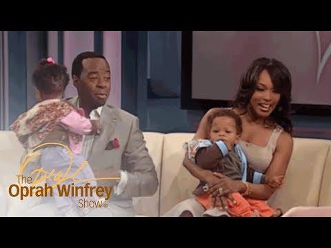 Angela Bassett and Courtney B. Vance on Raising Twins | The Oprah Winfrey Show | OWN