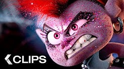 TROLLS 2 Alle Clips & Trailer German Deutsch (2020)