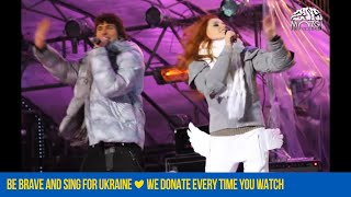 Время и Стекло (Time & Glass) - New Year Performance 2011