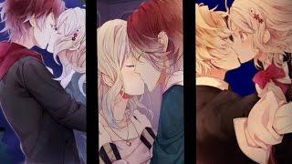 Дьявольские возлюбленные(Аято,Юи,Райто,Коу)/Мой вампир...