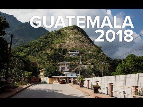Serving in Guatemala 2018