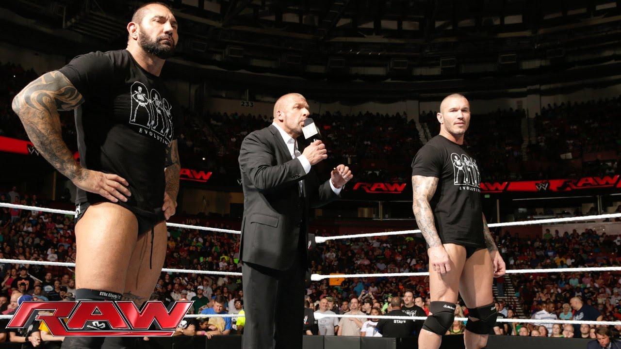 WWE Monday Night RAW Kurzbericht #1094 aus Greensville
