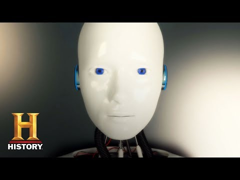Ancient Aliens: Osiris the Robot (S8, E3) | History