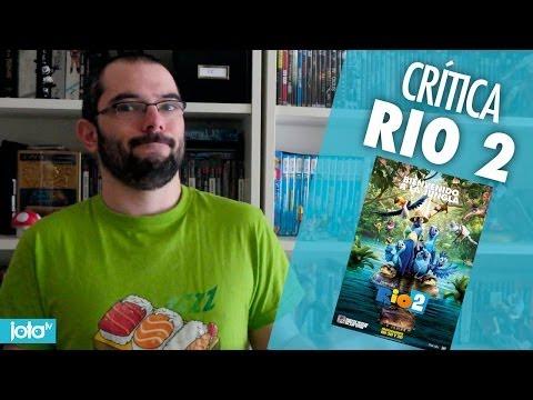 """Crítica de """"Rio 2"""""""