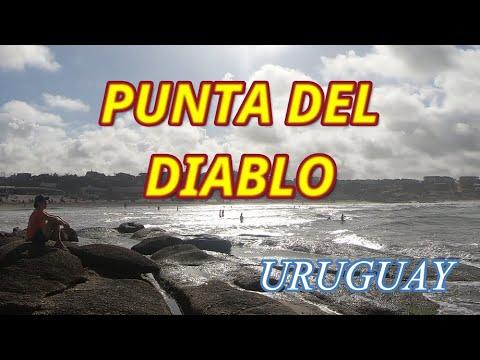 Punta del Diablo. Fantástico balneario de Uruguay
