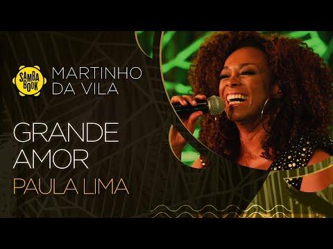 Paula Lima canta