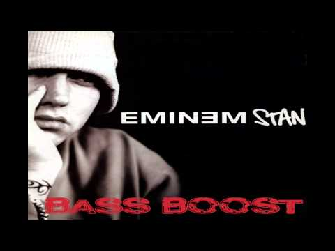Eminem - Stan ft. Dido (Bass Boost)