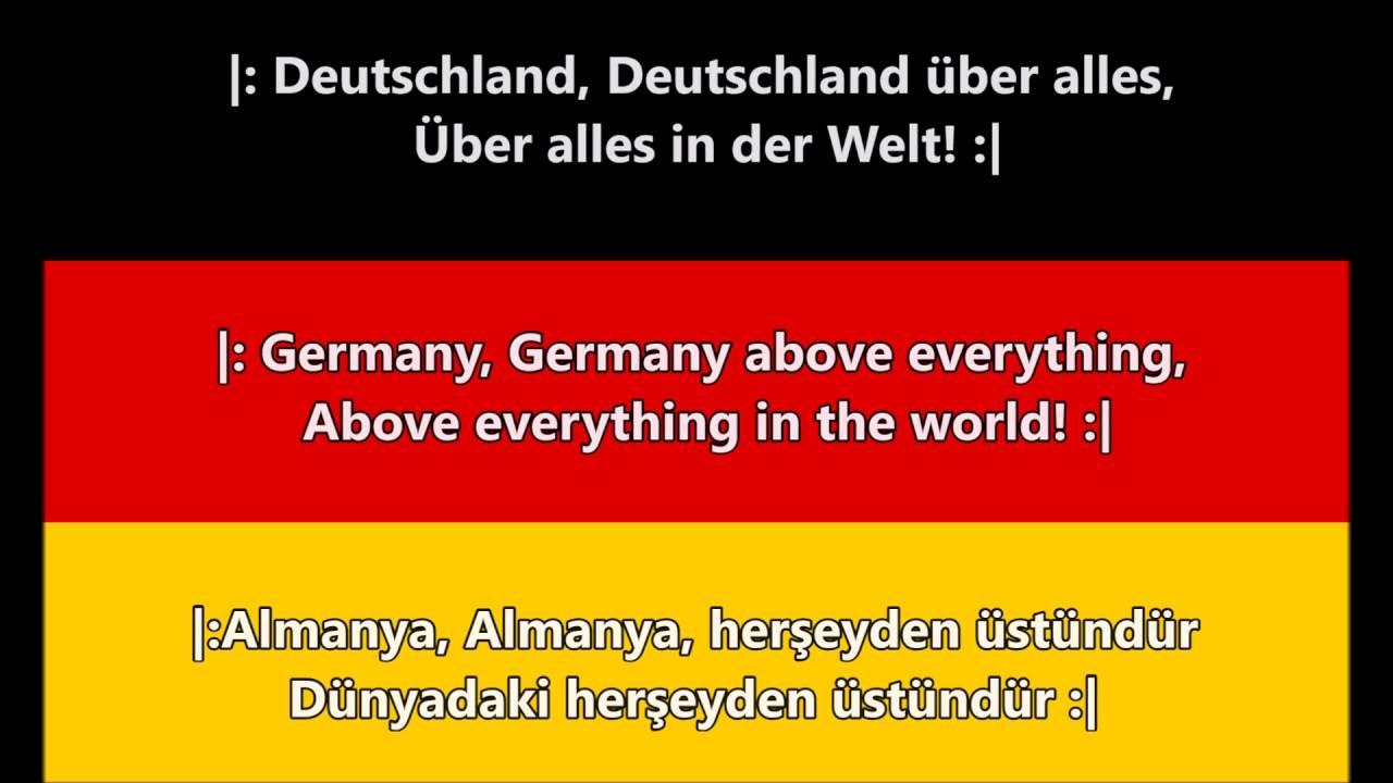 National Anthem of Germany - WorldAtlas.com