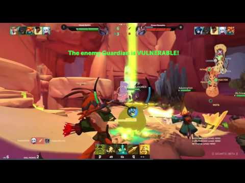 15-3 with Voden | Gigantic Beta Gameplay | Xbox One