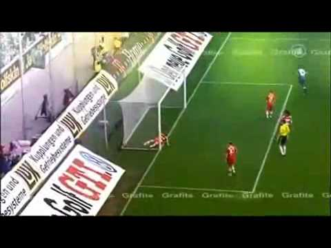 Grafite vs Bayern München