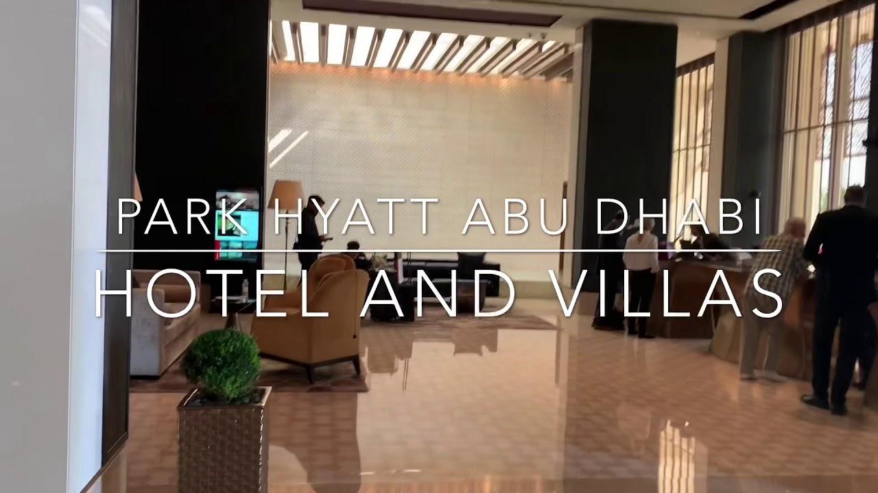فندق وفيلات بارك حياة أبوظبي Park Hyatt Abu Dhabi Hotel And Villas