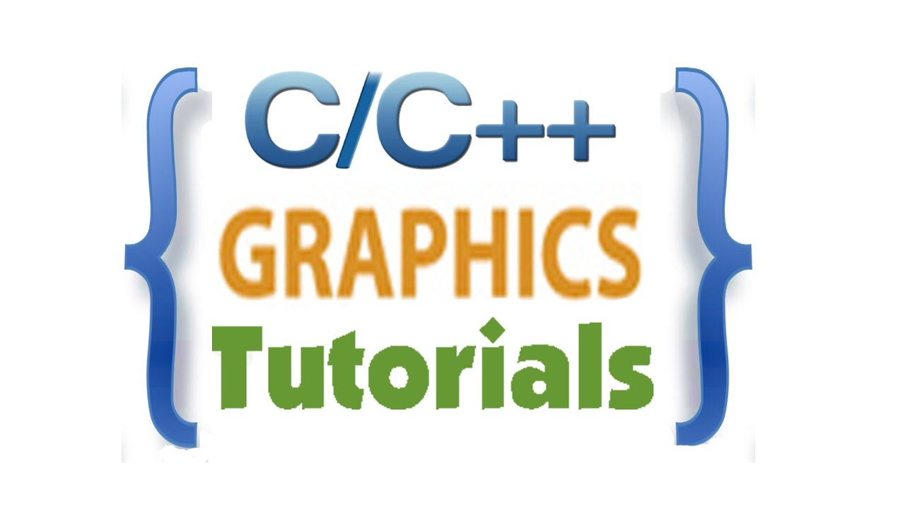 C++ Graphics Tutorials 8 -- drawpoly() and fillpoly() Functions