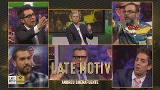 LATE MOTIV - El Chiringuito WORDS  | #LateMotiv59