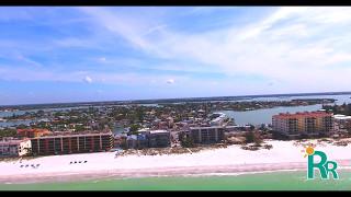 Madeira Beach Florida - Drone Video by Resort Rentals!