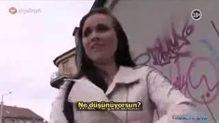 Sevgilisi aldattı diye ilişkiye giren kız (türkçe altyazılı)