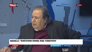 Forum - Ayşenur Arslan (17 Ocak 2018) | Tele1 TV