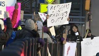Judges block travel ban measures