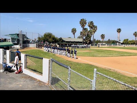 04.10.2021 Granite Hills Varsity Baseball vs La Costa Canyon - Hilltop Tournament Championship Game