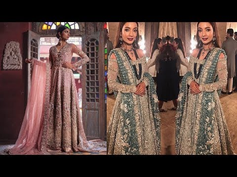 Indo Western Bridal Fashion 2018