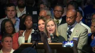 RAW VIDEO: Megan Barry's Victory Speech