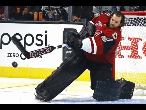 Top 5 Greatest Goals By Goalies of All Time | NHL