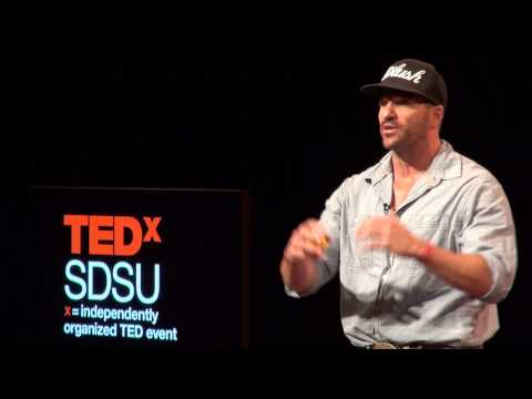 I am the Creator of My Movie in Life: Jeffery Adler at TEDxSDSU