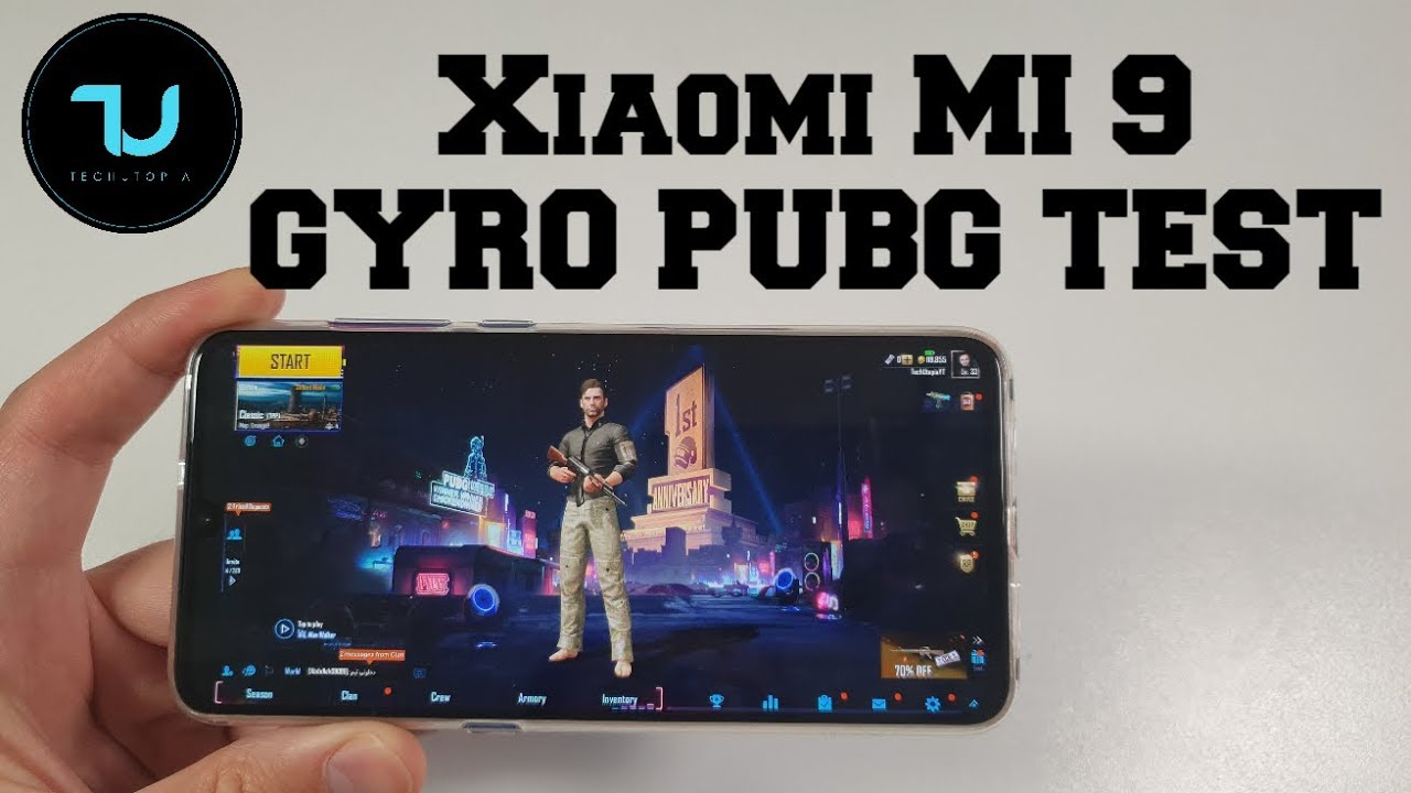 Xiaomi Mi 9 PUBG Gameplay with gyroscope! New update/version Snapdragon 855  GFX Tool HDR 60 FPS