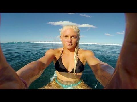 GoPro: Tatiana's Winning Wave - GoPro Challenge Fiji