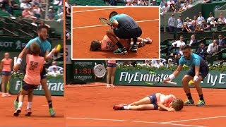 Tennis Hidden Chats You Surely Ignored #5 (Drama Between Tennis Players)