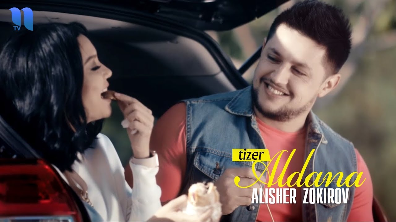 Alisher Zokirov - Aldana (tizer)