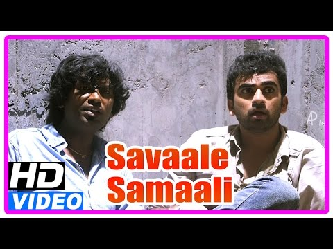 Savaale Samaali Tamil Movie | Scenes | End Credits
