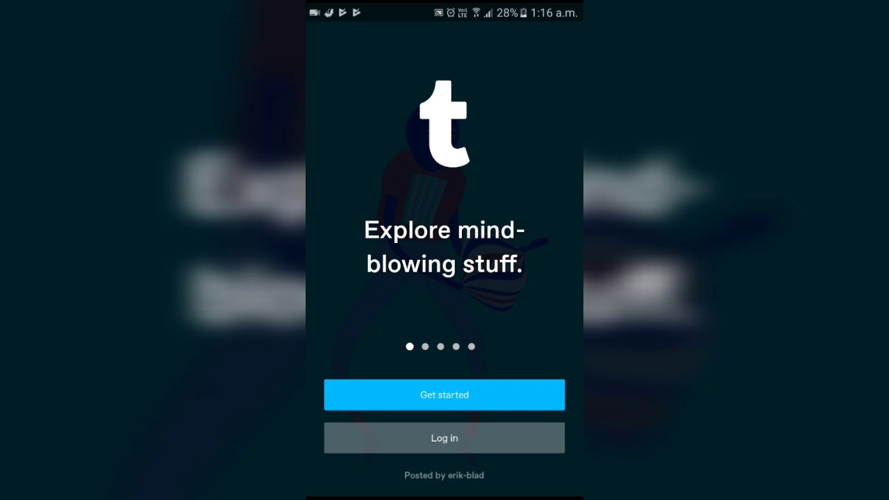 How to use Tumblr   How to login into Tumblr   How to create an ...