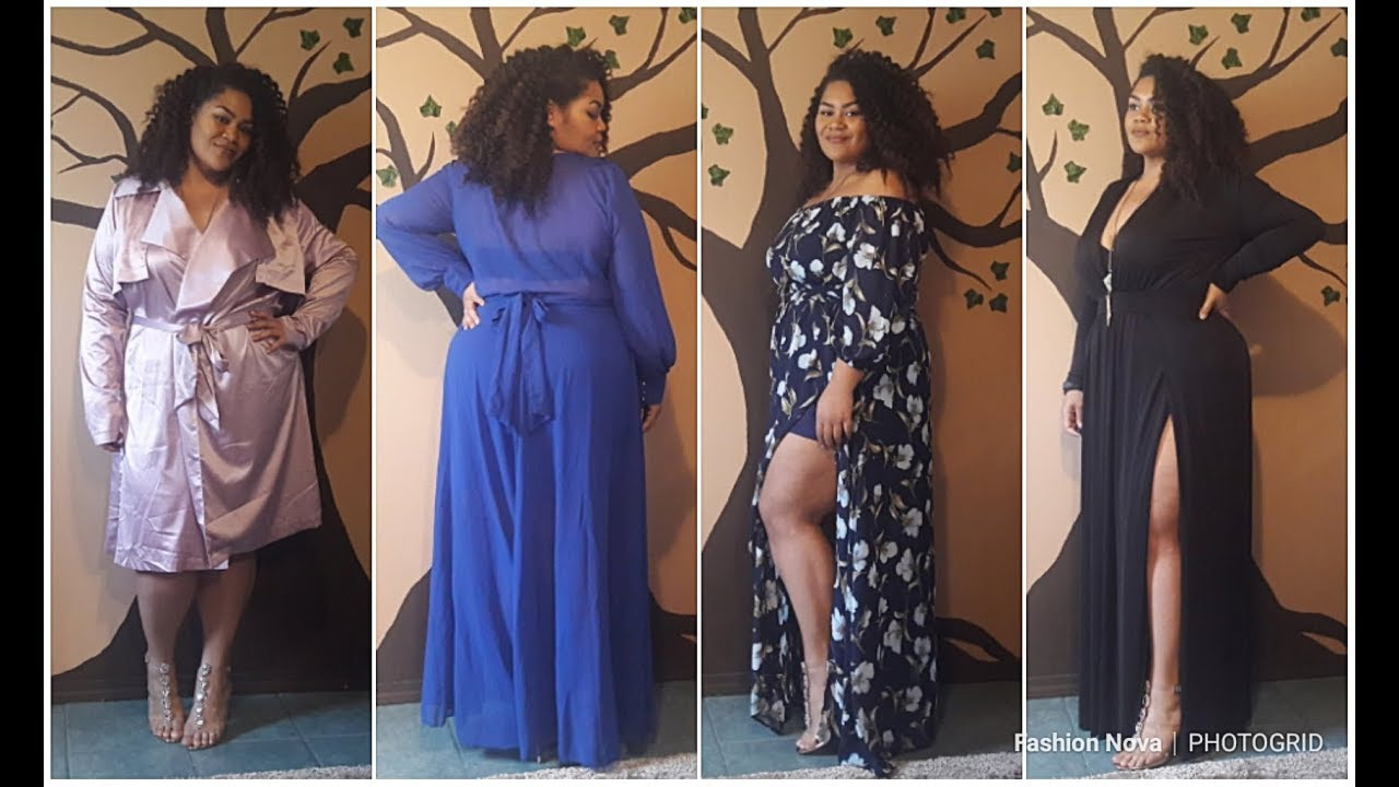 21d37162a93 Fashion Nova Plus Size Try On Haul